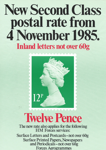 Royal Mail Poster from Collect GB Stamps