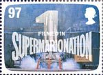 The Genius of Gerry Anderson 97p Stamp (2011) Thunderbird 1
