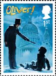 Stage Musicals 1st Stamp (2011) Oliver