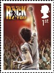 Musicals 1st Stamp (2011) We Will Rock You