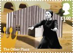 Royal Shakespeare Company £1.00 Stamp (2011) The Other Place