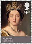 Kings & Queens, House of Hannover £1.10 Stamp (2011) Victoria (1837 - 1901)