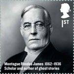 Britons of Distinction 1st Stamp (2012) Montague Rhodes James