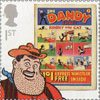 Comics 1st Stamp (2012) The Dandy