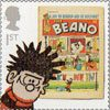 Comics 1st Stamp (2012) The Beano