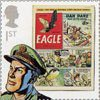 Comics 1st Stamp (2012) The Eagle