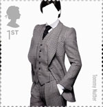 Great British Fashion 1st Stamp (2012) Tommy Nutter