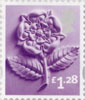 Country Definitive - Tariff 2012 £1.28 Stamp (2012) Rose