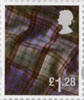 Country Definitive - Tariff 2012 £1.28 Stamp (2012) Tartan