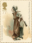 Charles Dickens 77p Stamp (2012) The Marchioness
