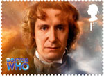 Classic TV - 50 Years of Doctor Who 1st Stamp (2013) Paul McGann