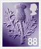 Country Definitives 88p Stamp (2013) Scotland