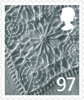 Country Definitives 2014 97p Stamp (2014) Northern Ireland
