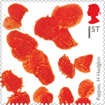 First World War - 1915 1st Stamp (2015) Poppy