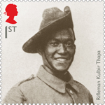 First World War - 1915 1st Stamp (2015) Portraits