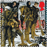 First World War - 1915 1st Stamp (2015) War Art