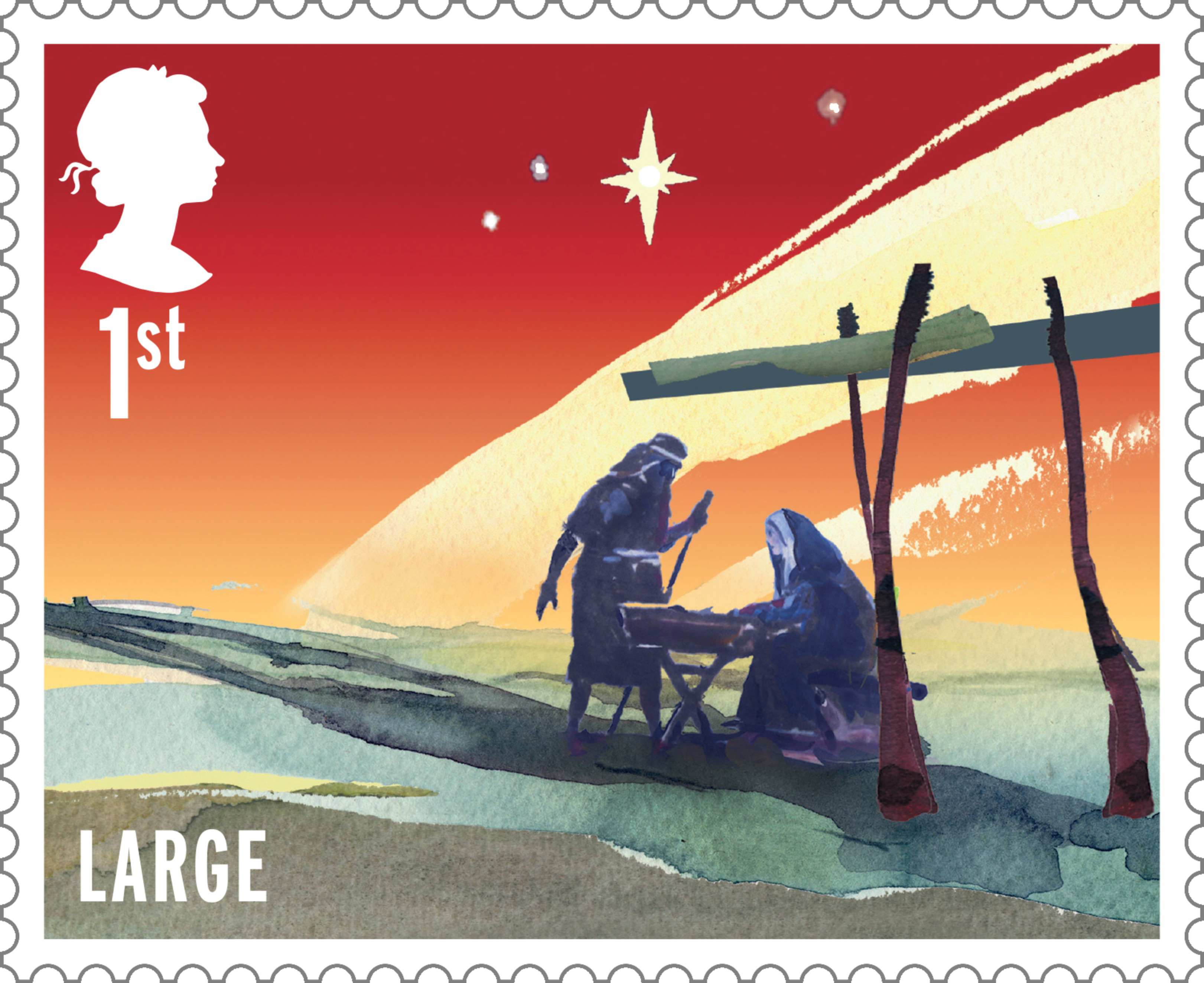 Christmas 2015 2015 Collect Gb Stamps