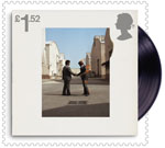 Pink Floyd £1.52 Stamp (2016) Wish You Were Here