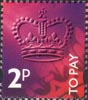 To Pay Labels 2p Stamp (1994) To Pay 2p