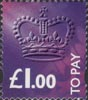 To Pay Labels �1.00 Stamp (1994) To Pay �1.00