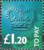 To Pay Labels �1.20 Stamp (1994) To Pay �1.20