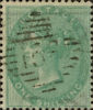 Definitive 1s Stamp (1856) Deep Green