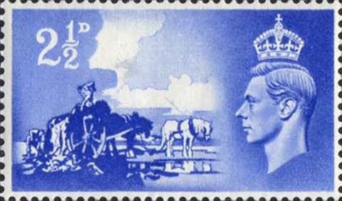 Channel Islands Liberation 1948 Collect Gb Stamps