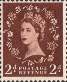 British Stamps For 1960 Collect Gb Stamps