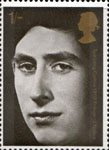 Investure of H.R.H. The Prince of Wales 1s Stamp (1969) Prince Charles