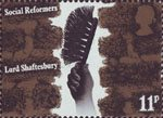 Social Reformers 11p Stamp (1976) Chimney Cleaning (Lord Shaftesbury)