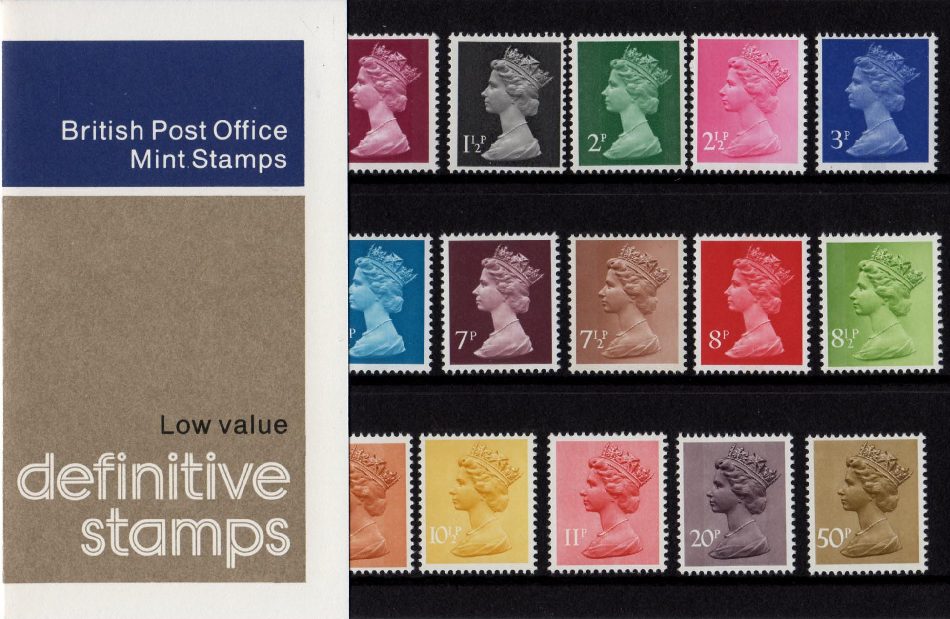 Collect GB Stamps