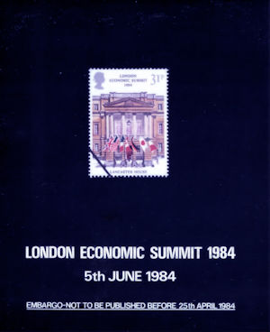 London Economic Summit Conference (1984)