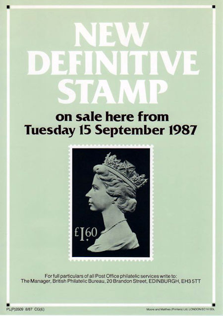 High Value Definitive (1987)