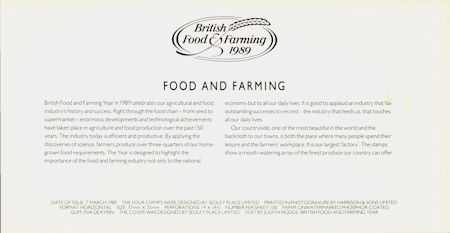Food and Farming (1989)