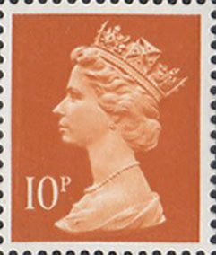 Definitive 1990 Collect Gb Stamps