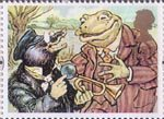 Greetings Stamps - Giving 1st Stamp (1993) Mole and Toad (The Wind in the Willows)