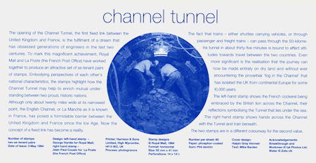 Opening of Channel Tunnel (1994)