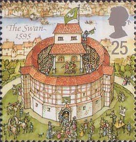 © Stamp Design Royal Mail Group Ltd (1995)
