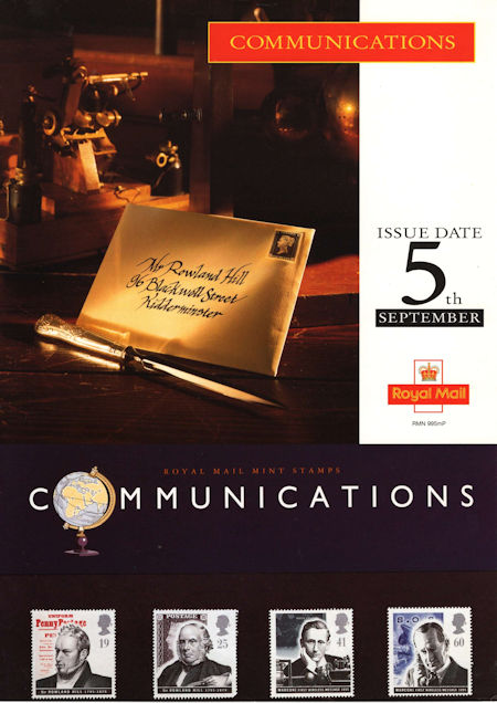 Communications (1995)