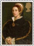 The Great Tudor 26p Stamp (1997) Catherine Howard