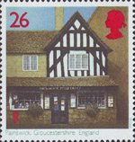 Sub-Post Offices 26p Stamp (1997) Painswick, Gloucestershire