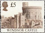High Value Definitives �5 Stamp (1997) Windsor Castle