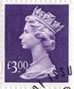 High Value Definitive �3 Stamp (1999) Dull Violet