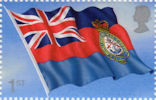 Flags and Ensigns 1st Stamp (2001) Chief of Defence Staff