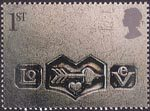 Occasions 2001 1st Stamp (2001) Love
