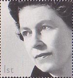 Golden Jubilee 1st Stamp (2002) Queen Elizabeth II, 1968 (Cecil Beaton)