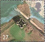 British Coastlines 27p Stamp (2002) Broadstairs, Kent