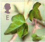 Christmas E Stamp (2002) Ivy