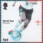 World Cup Winners 1st Stamp (2006) England