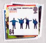 The Beatles 64p Stamp (2007) Help!